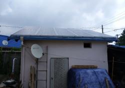 준공) 함평군 함평읍 신기산길 3KW 가정용 태양광