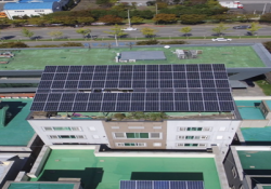 광주광역시 광산구 쌍암동 안나푸르나 태양광발전소(30kw)